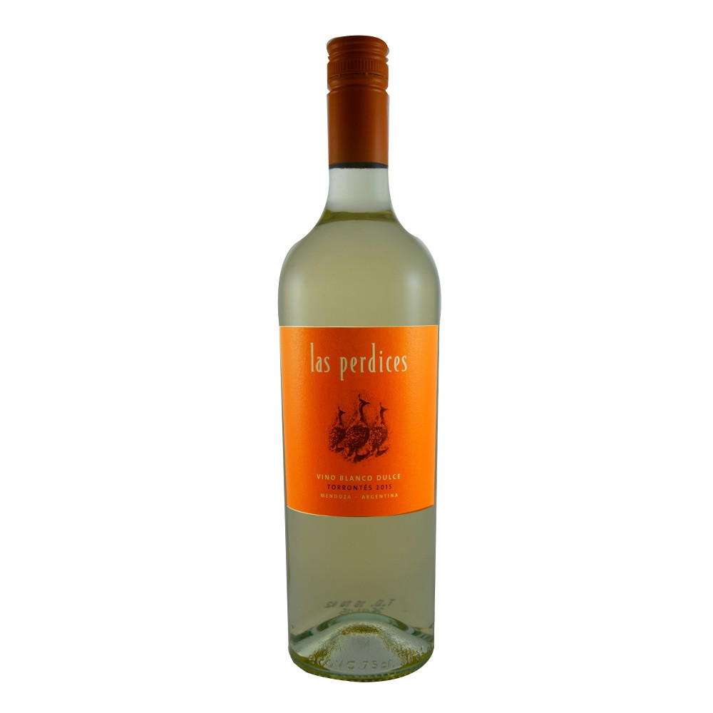 LAS PERDICES TORRONTES DULCE NATURAL