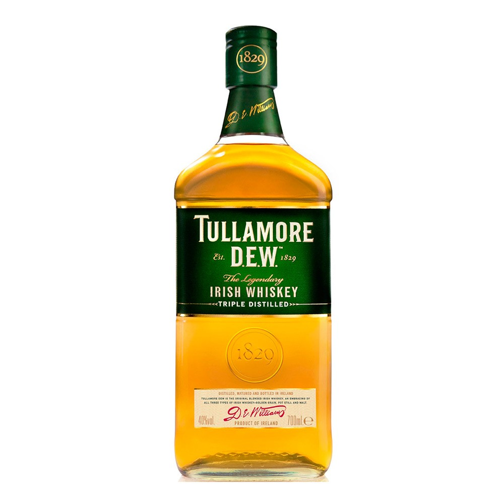 Tullamore DEW Irish 750cc