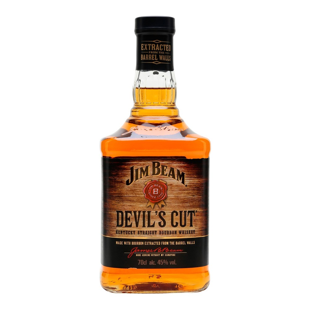 Jim Beam Devil`s Cut 750cc