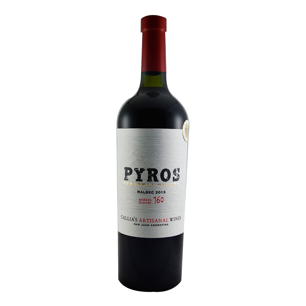 Pyros Barrel Selected Malbec