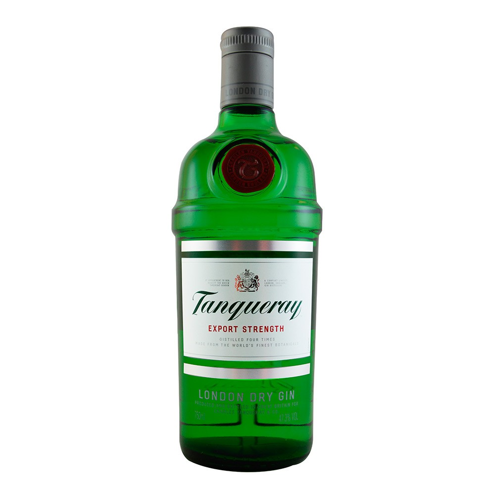 Tanqueray Dry Gin 750