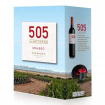 Casarena 505 BAG IN BOX MALBEC