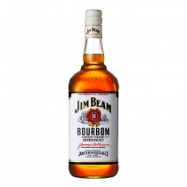 Jim Beam White Bourbon 750cc