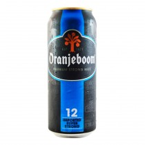 ORANJEBOOM LATA X 500 ML SUPER STRONG (12% ALC.)