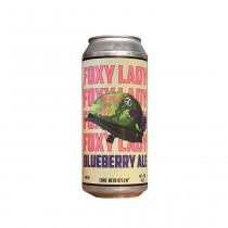 Cerveza Crafter Foxy Lady Lata 473ml