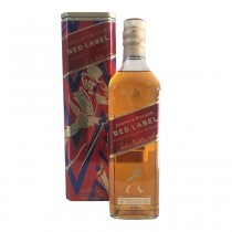 Johnnie Walker Red x 750ml Lata