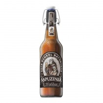 KAPUZINER SWINGTOP NEGRA X 500 ML