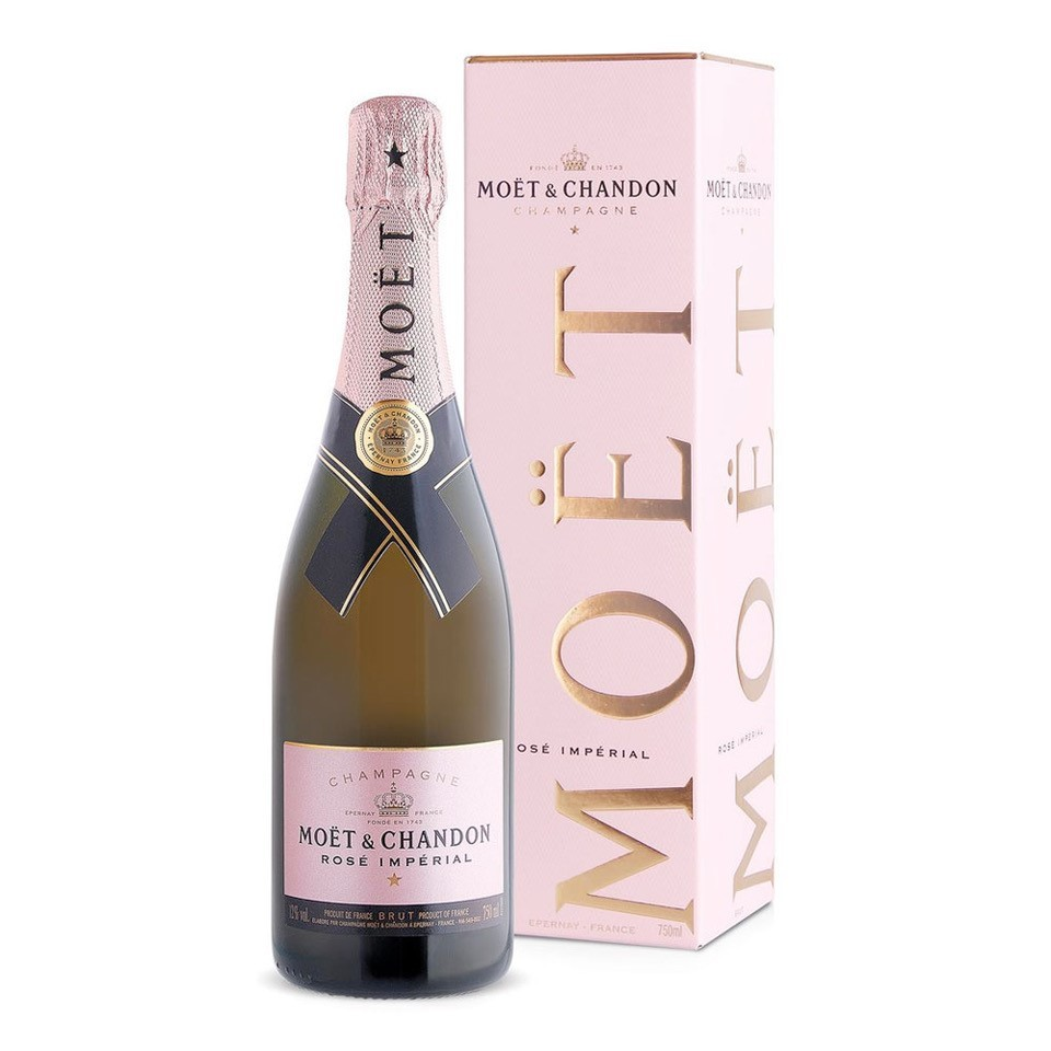 Moët & Chandon Brut Rose c/estuche